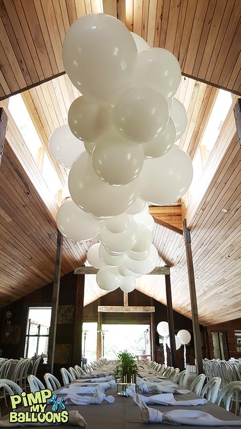 Pimp My Balloons Tanglewood Estate Organic Balloon Garland 1