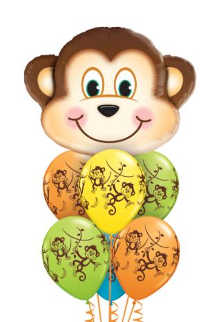 $58  -  Mischievous Monkey