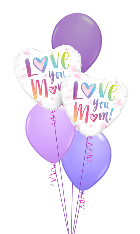 $39  -  Love You Mum Bouquet