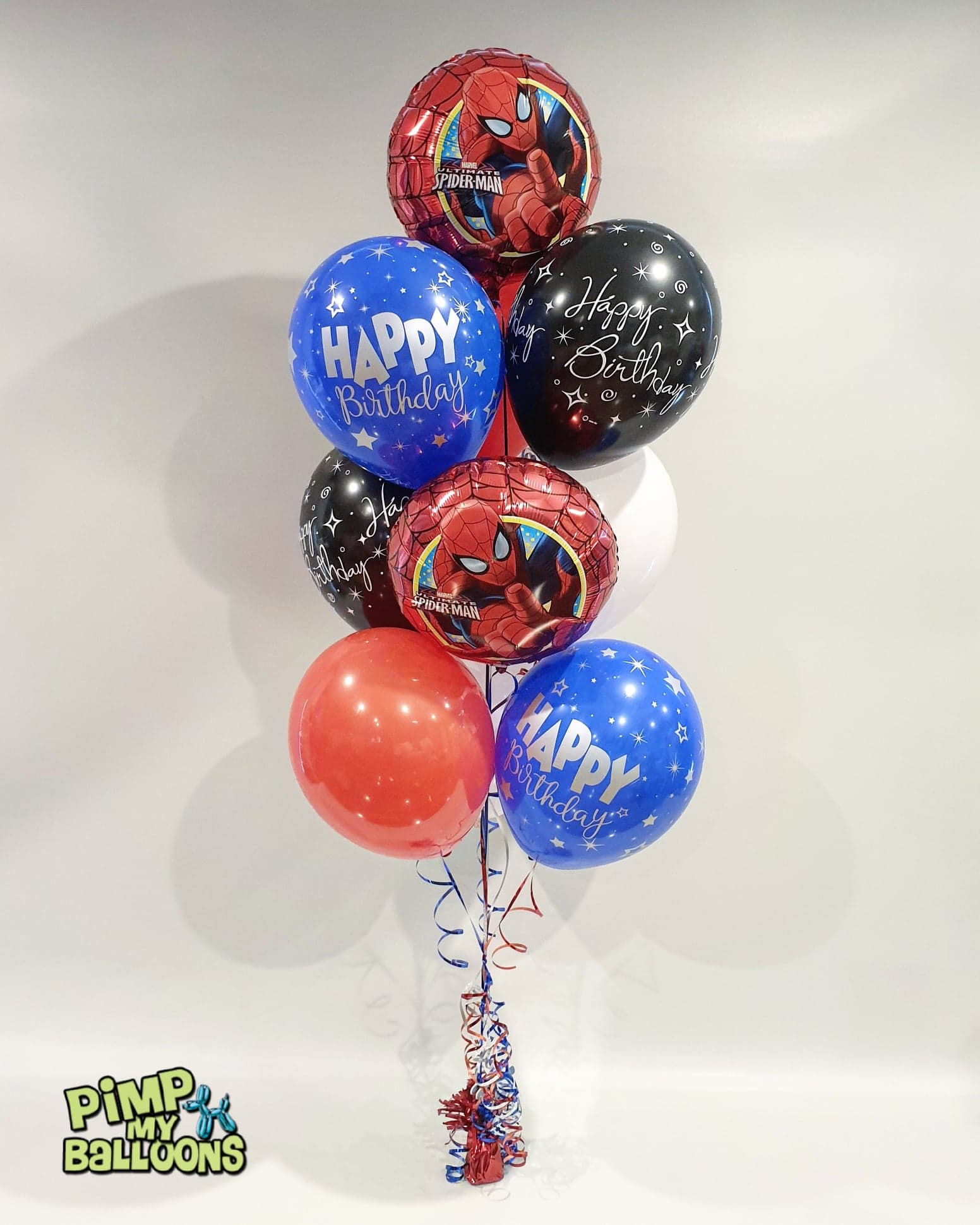 $50 - Spider Man Bouquet