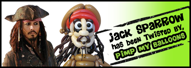 Jack Sparrow Pimped