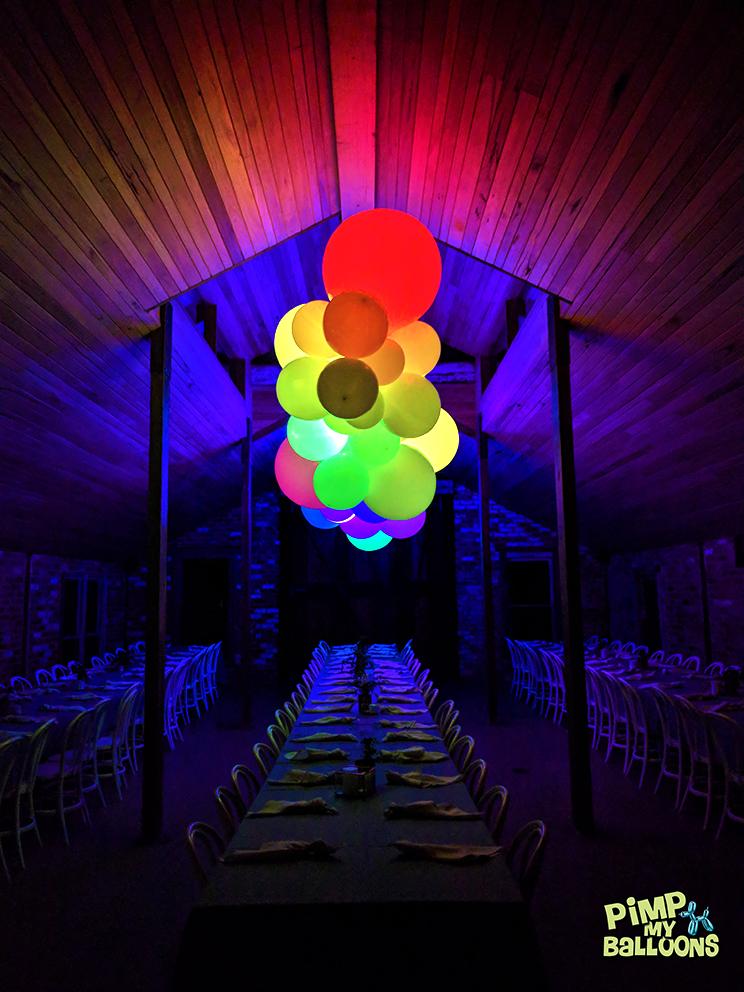 Pimp My Balloons Tanglewood Estate Organic Balloon Garland 3