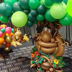 Enchanted Balloon Tree