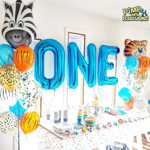 Safari / Jungle themes Birthday