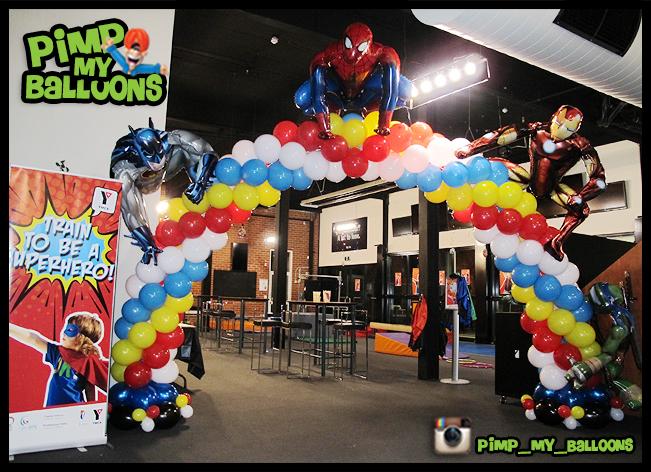Superhero Arch 4