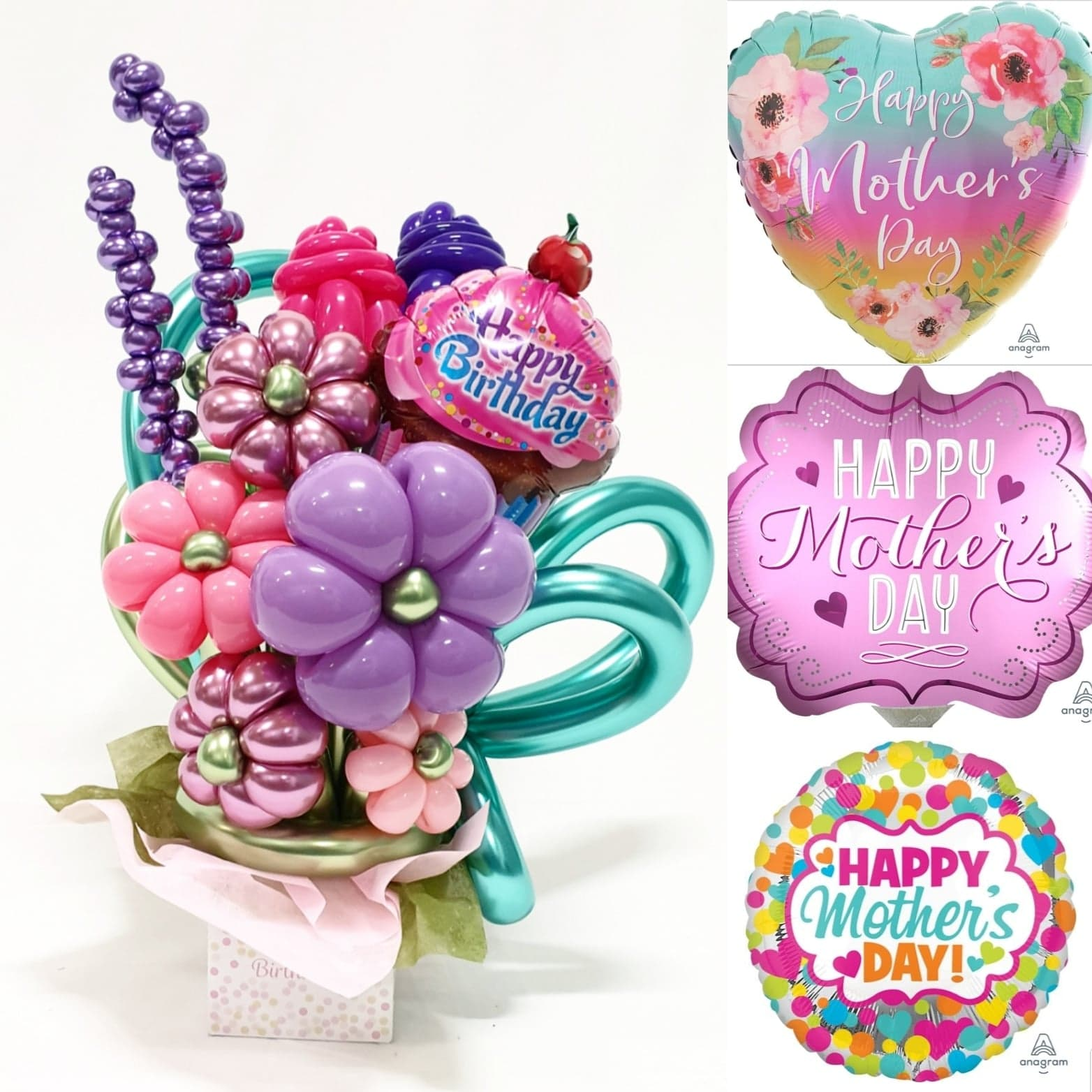 $75 - Mothers Day Flower Bouquet