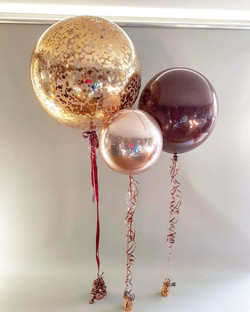 Confetti filled 3ft balloon