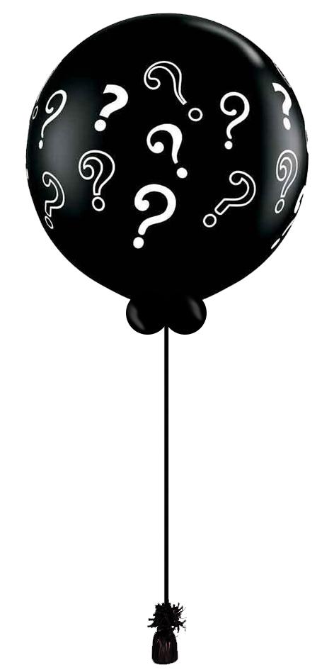 $60  -  ?? Gender Reveal Balloon