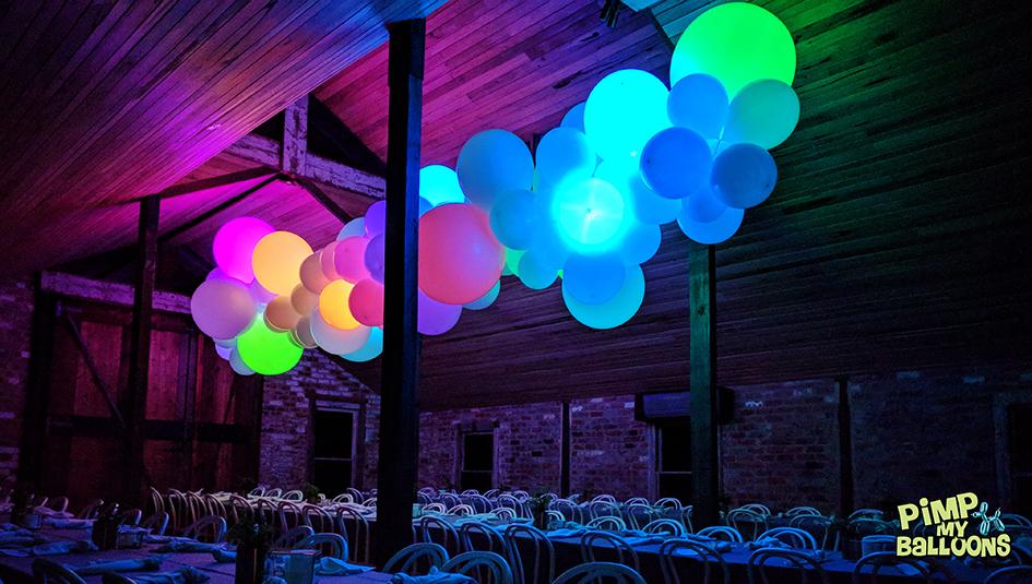 Pimp My Balloons Tanglewood Estate Organic Balloon Garland 4