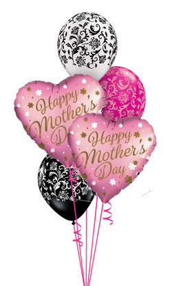 $42  -   Pink Damask Mother's Day