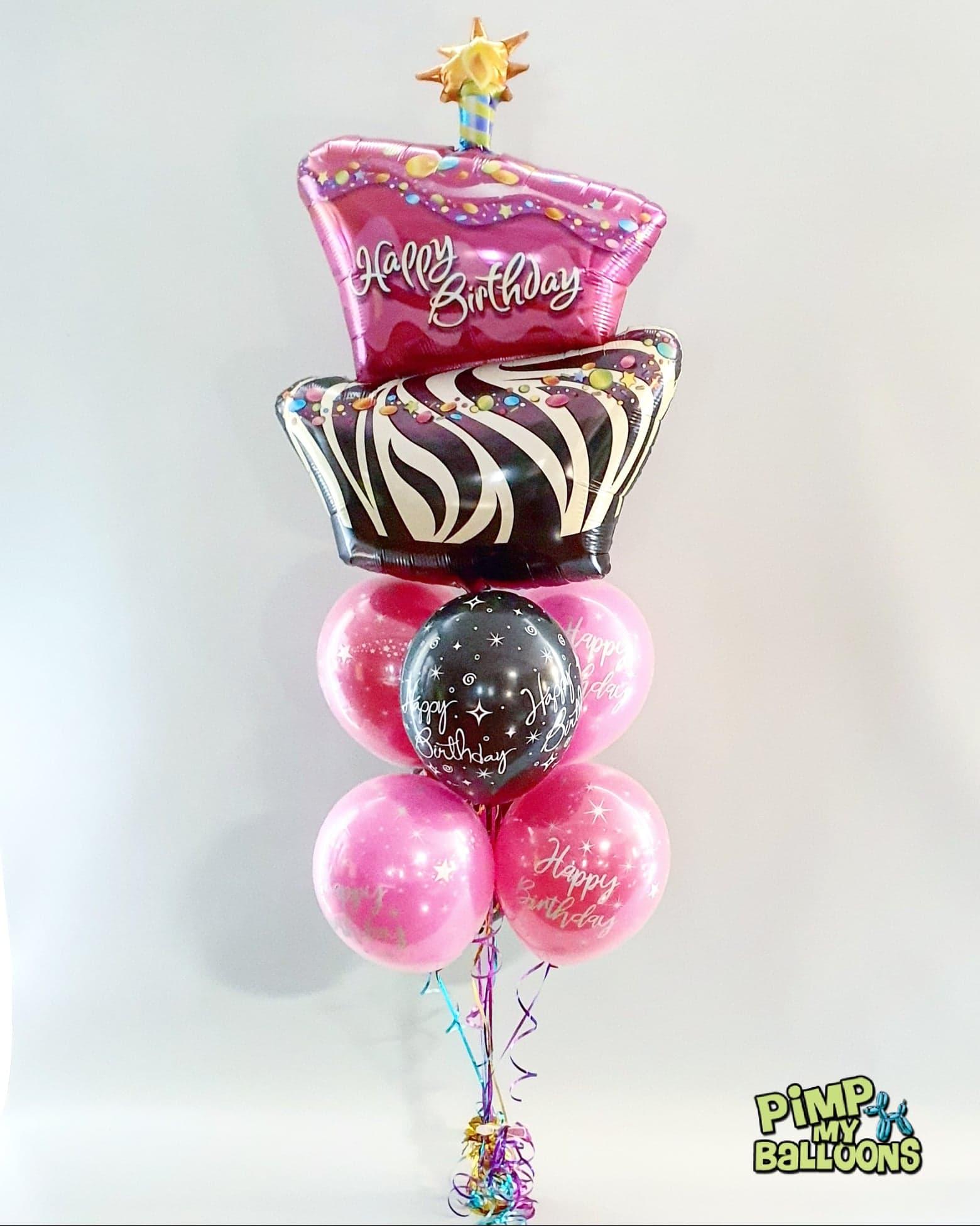 $59  -  Funky Birthday Cake