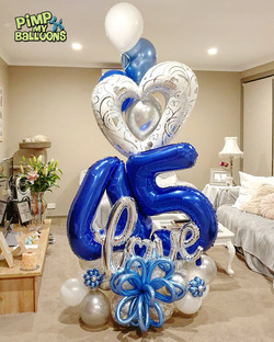 $170 - Epic Balloon Bouquet