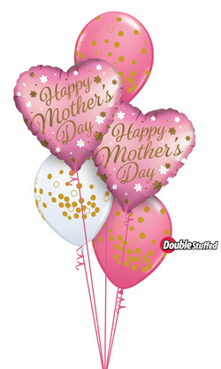 $45  -  Pink & Gold Mother's Day
