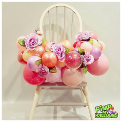 High Chair Baby Garland