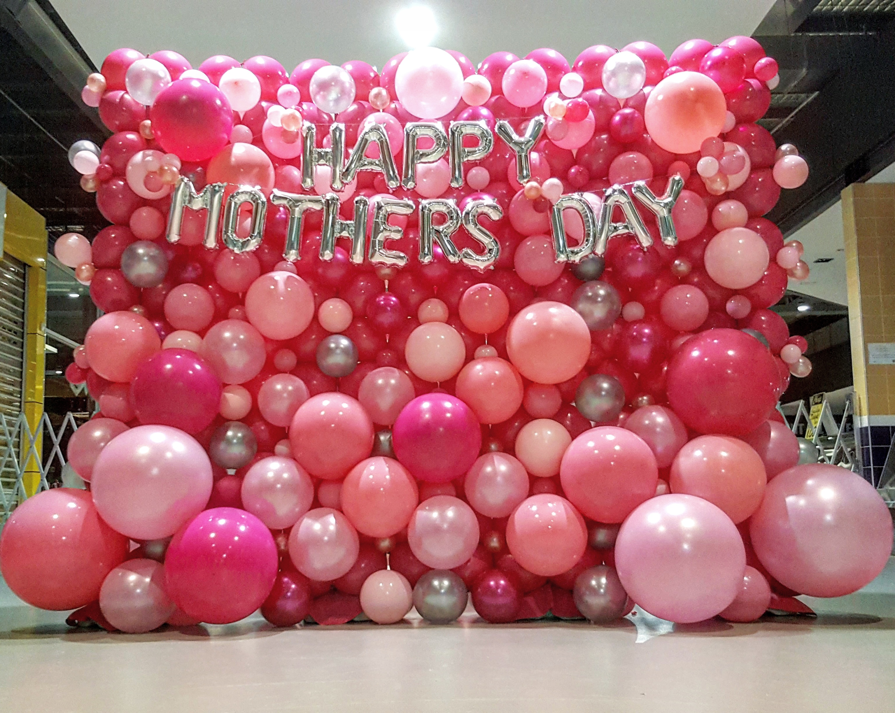 Mother's Day Photo Backdrop