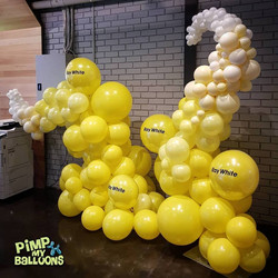 Ray White Realestate Balloon Garland