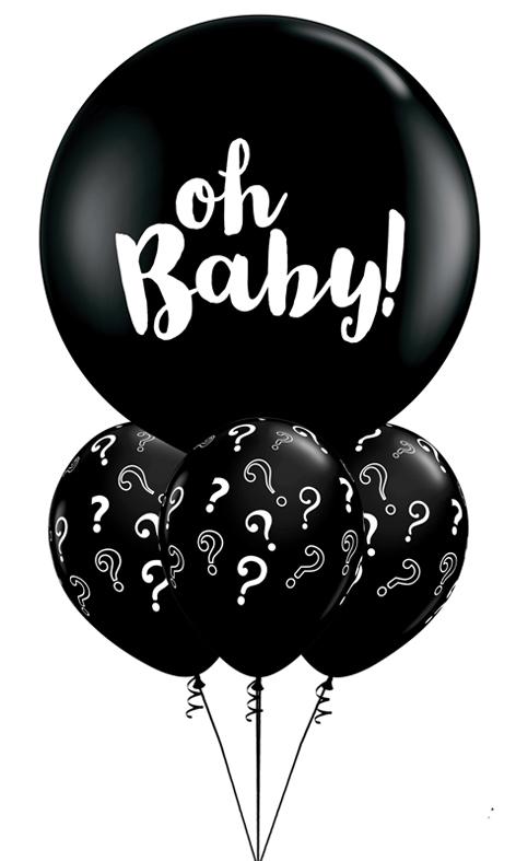 $70  -  Gender Reveal Balloon