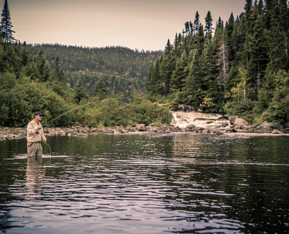 Pêchez en toute tranquilité