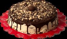 Torta Pavê de Bombom