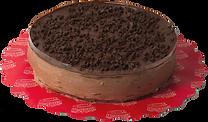 Pavê Gotas de Chocolate