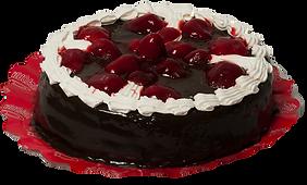 Torta Morango com Chocolate