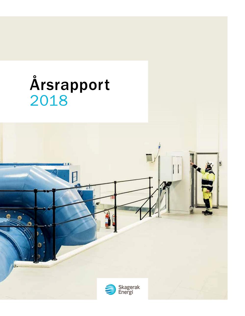 Skagerak Energi Årsrapport 2018