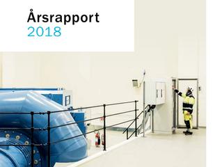 Skagerak Energi - Årsrapport 2018