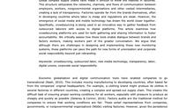 Forskningsartikkel i The International Journal of Communication