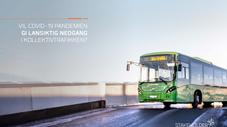 Rapport: Vil COVID-19 pandemien gi langsiktig nedgang i kollektivtrafikken?