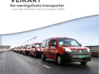 VEIKART for næringslivets transporter – med høy mobilitet mot null utslipp i 2050