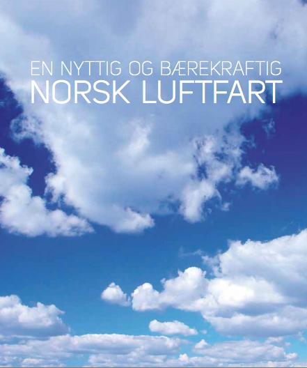 Norsk Luftfart bærekraft