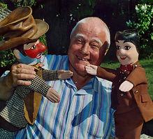Jean-Guy Mourguet, Guignol et Gnafron