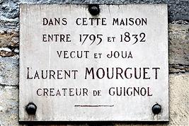 Plaque mémorielle inaugurée le 7 mai 196