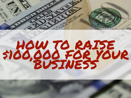 6 Steps To Raise Money From Friends & Family For Your Business