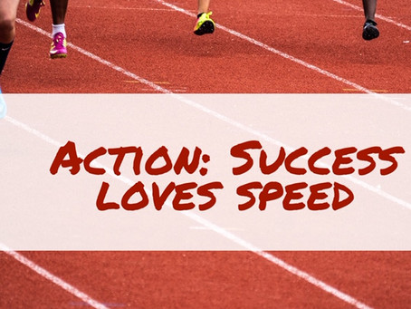 Why Success is About Action