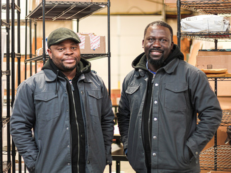 Two Nigerians in The Diaspora Are Redefining Online Shipping in Nigeria