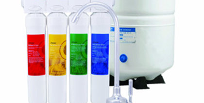 Alpha Pure QC4 Reverse Osmosis System