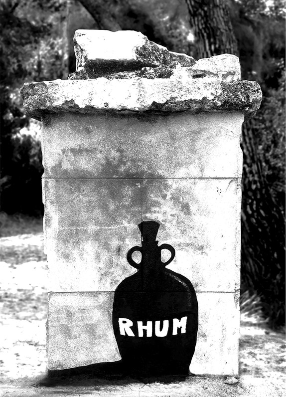 Rhum at Sam Lord's Castle