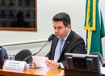 Lançada por Tiago Dimas, seleção pública de projetos para emendas vai até o dia 18 de outubro