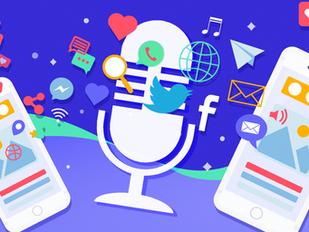 Podcastlerde Sosyal Medya Kullanımı