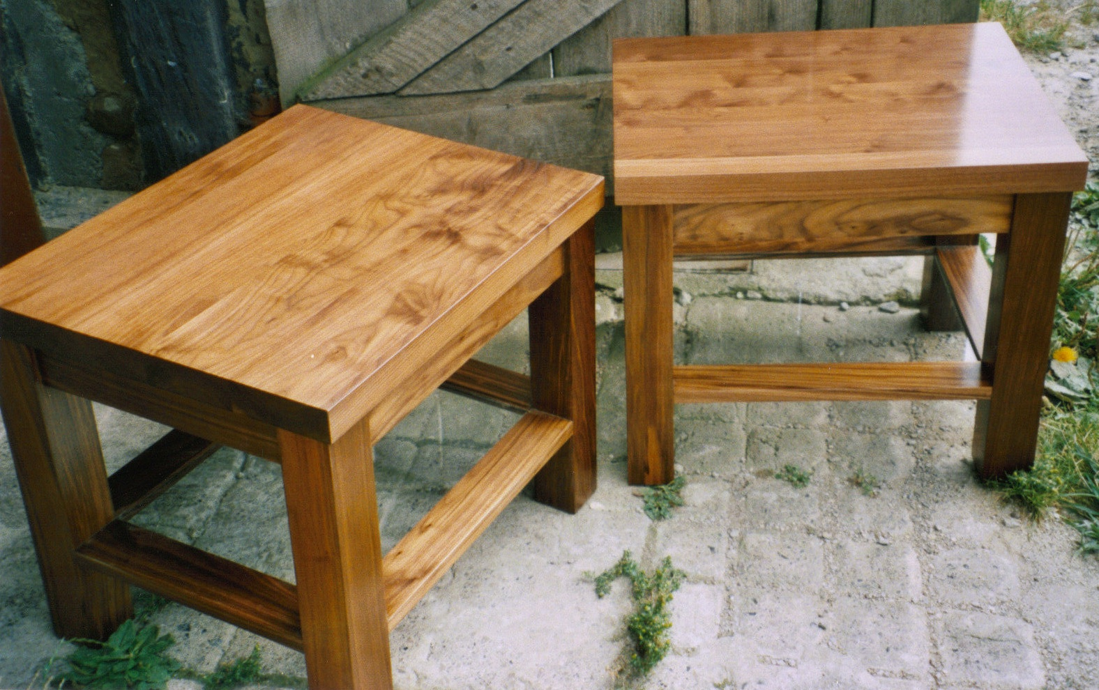 Walnut Tables