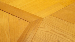 Oak and Maple flooring