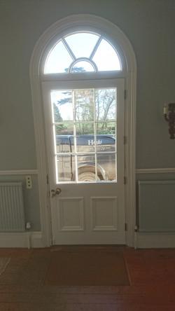 Doors made to match