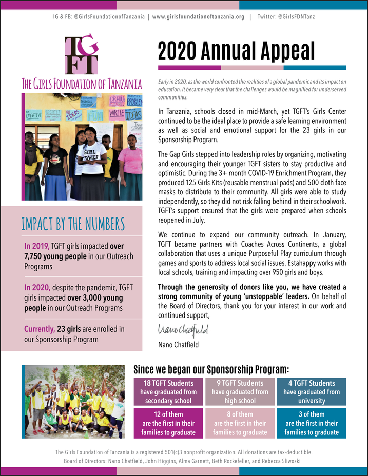 2020 TGFT Annual Appeal - weeb - pg 1.pn