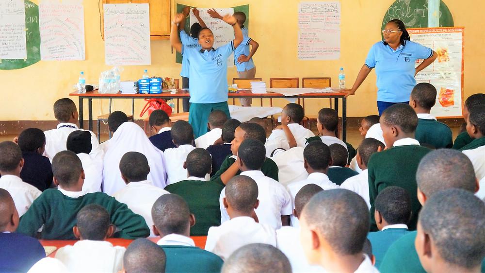 Ganako Secondary School