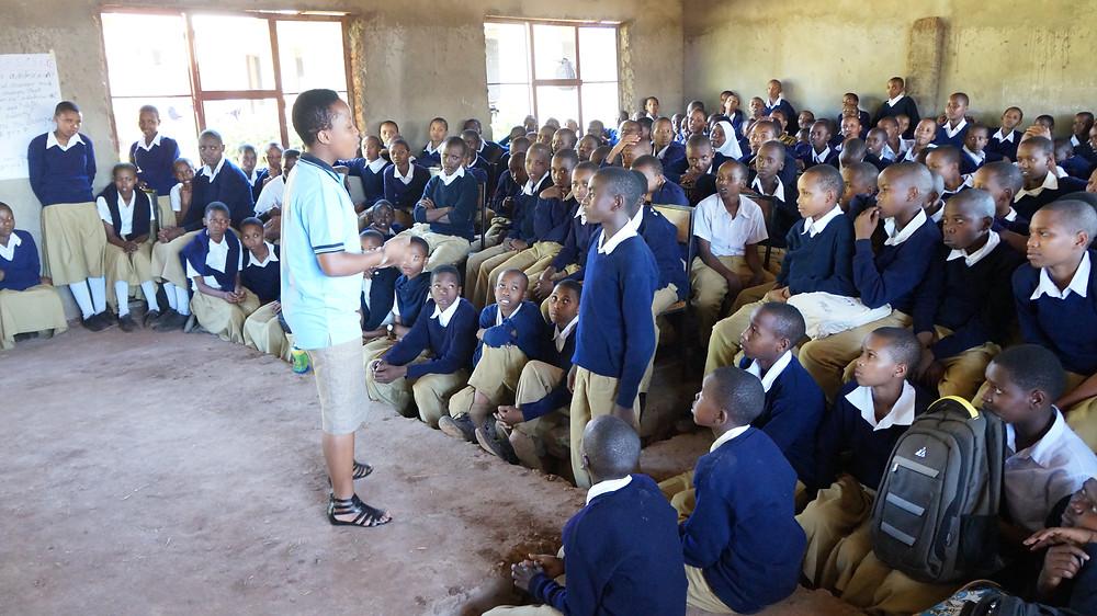 Ghyehum Arusha Secondary School