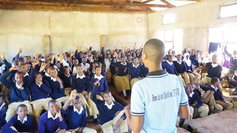 Ghyekum Arusha Secondary School