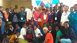 Leadership Workshop Group Photo