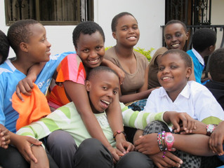 Girls Learn New Skills For Their Future Financial and Health Decisions