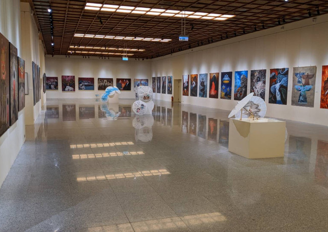 Solo Exhibition in Taiwan